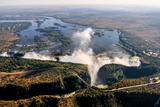 Victoria Falls Photographic Print by  demerzel21