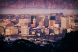 Downtown Oakland Cityscape Photographic Print