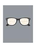 Glasses Giclee Print