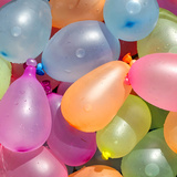 Collection of Colorful Water Balloons Photographic Print by Christin Lola