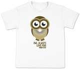 Youth: Owl Friends T-shirts