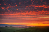 Heavenly Sunrise Burn, Northern California Photographic Print