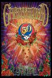 Grateful Dead 50th Poster