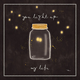 Firefly Glow I Prints