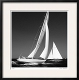 July 29 Framed Giclee Print by Cory Silken
