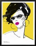 Sunglasses Prints by Aasha Ramdeen