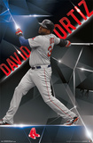 Boston Red Sox - D Ortiz 15 Posters
