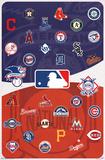 MLB - Logos 15 Posters