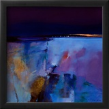 Blue Horizon Art by Peter Wileman