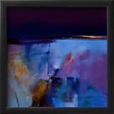 Blue Horizon Framed Art PrintPeter Wileman