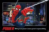 Spider-Man - Power Afiche