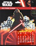 Star Wars Episode VII - Standee Calendar Calendars