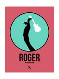 Roger Posters by David Brodsky
