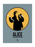 Alice Prints by David Brodsky