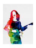 Lora Feldman - Frank Watercolor - Tablo