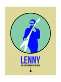 Lenny 2 Art by David Brodsky