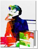 Stevie Watercolor Plakater av Lora Feldman