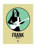 Frank Poster by David Brodsky