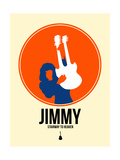 Jimmi Posters by David Brodsky