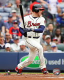 Freddie Freeman 2015 Action Photo