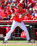 Joey Votto 2015 Action Photo