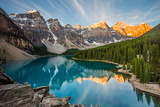 Moraine Lake Photographic Print by  huci