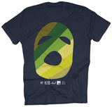 Glassjaw - OS Multicolor Mask T-Shirt