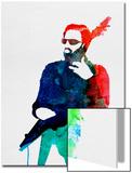 Lenny Watercolor Plakater av Lora Feldman