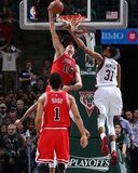Chicago Bulls v Milwaukee Bucks - Game Three Photo by Gary Dineen