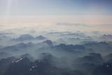 Mountains Bird's-Eye View Photographic Print by  SvetaYak