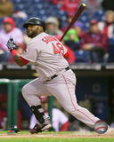 Pablo Sandoval 2015 Action Photo