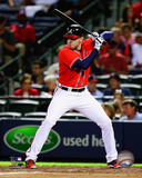 Freddie Freeman 2014 Action Photo