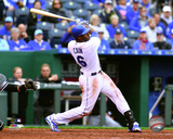 Lorenzo Cain 2015 Action Photo