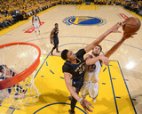 New Orleans Pelicans v Golden State Warriors - Game One Photo af Noah Graham