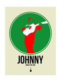Johnny Circle 1 Posters by David Brodsky