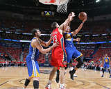 Golden State Warriors v New Orleans Pelicans - Game Three Photo by Layne Murdoch Jr