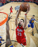 Golden State Warriors v New Orleans Pelicans - Game Three Photo by Layne Murdoch