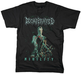 Decapitated - Nihility T-shirts