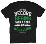 Say Anything - Rebellion Block Shirt