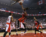Washington Wizards v Toronto Raptors - Game One Photo by Dave Sandford