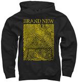 Hoodie: Brand New - Fingerprint Pullover Hoodie