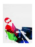Lora Feldman - Ray Watercolor Plakát