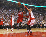 Washington Wizards v Toronto Raptors- Game Two Photo by Dave Sandford
