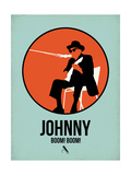 Johnny 1 Posters by David Brodsky
