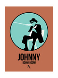 Johnny 2 Prints by David Brodsky