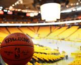New Orleans Pelicans v Golden State Warriors - Game Two Photo af Noah Graham