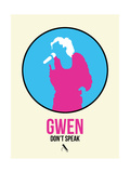 Gwen 2 Prints by David Brodsky