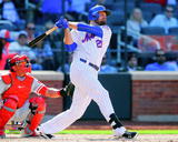 Lucas Duda 2015 Action Photo