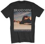 Brand New - Your Favorite Weapon T-shirts