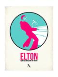 Elton Kunst af David Brodsky